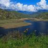 """""""Keweah Skies""""<br /> Lake Kaweah,California - Sierra Nevada Mtns."""