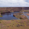 Dry Falls of the Columbia from Visitor Center Overlook