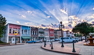 Georgetown, SC before the Fire