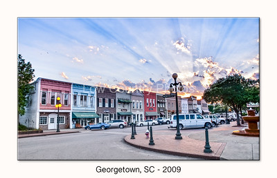 Georgetown, SC - Before it Burned