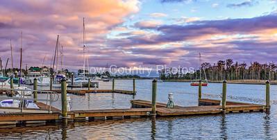 Scenic Harbor