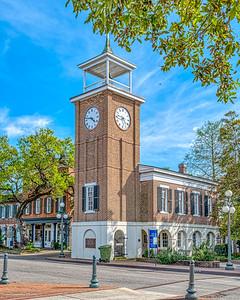 Georgetown Clock-1