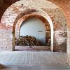 Arches in Ft Pulaski
