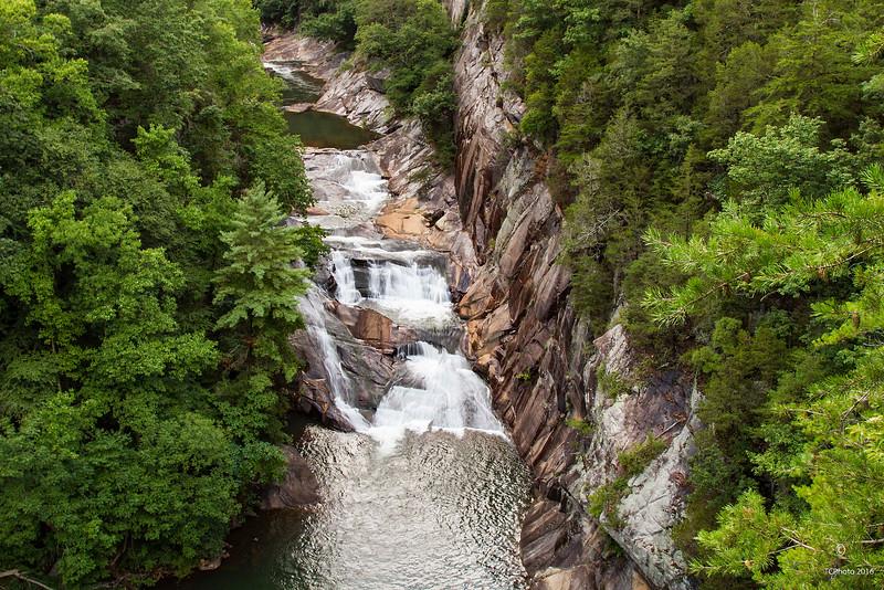 L' Eau d'Or Falls