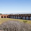 Inside Fort Pulaski, Savannah, GA