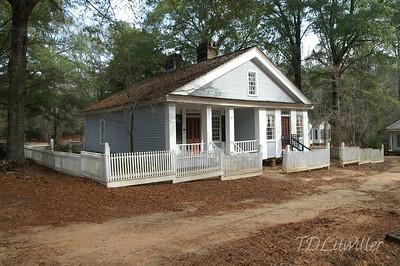 Westville 1850s village, GA    Westville, GA