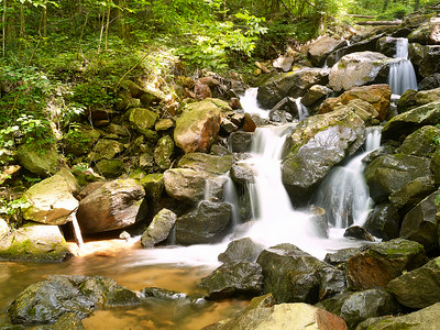 Amicalola Falls Stream 2