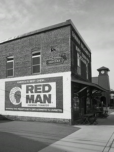Red Man Tobacco - Blue Ridge, Georgia