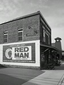 Red Man Tobacco - Blue Ridge, Georgia