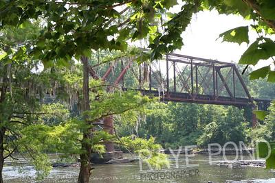 Bridge in Albany, Georgia