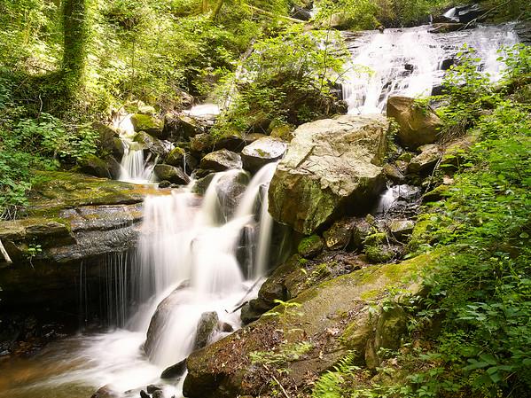 Amicalola Falls Stream 3