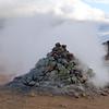 Hverir Boiling mud  Namafjall Hverir Geothermal Area