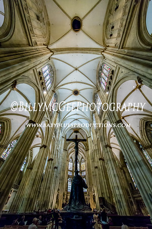 Regensburg Germany - Catholic Cathedral - 21 Jul 2016