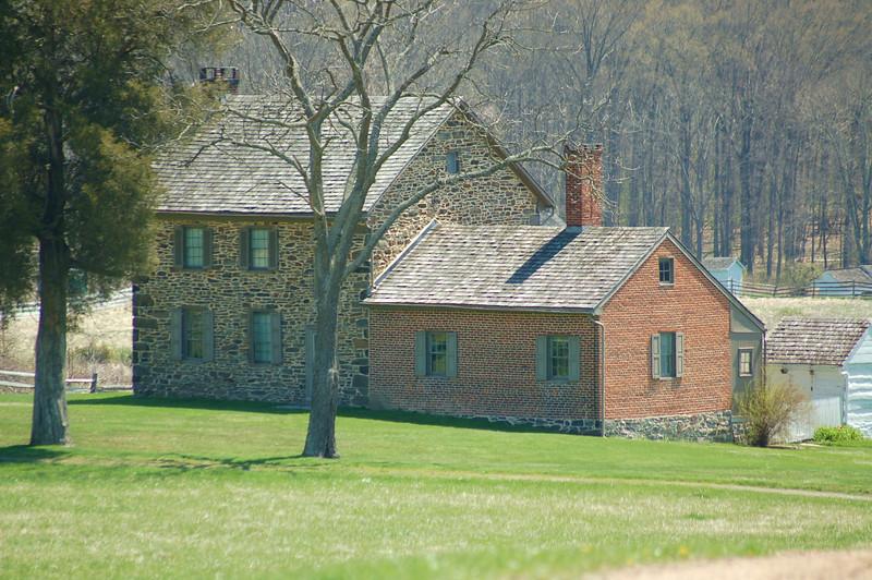 Farmhouse in Gettysburg
