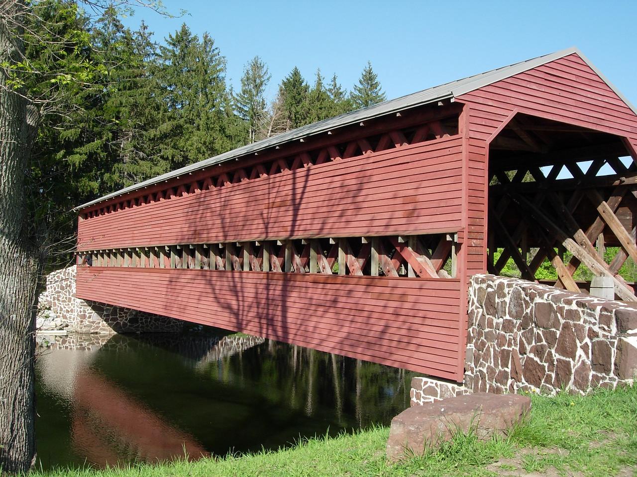 Sachs Bridge in Gettysburg