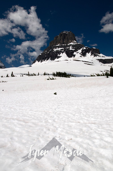 1388  Snow and Mountain