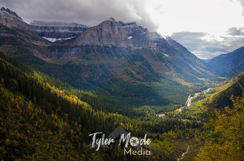 1772  G Glacier Valley View