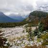 1606  G Snowy Logans Pass View East