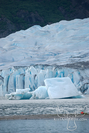 Glacier in Juneau