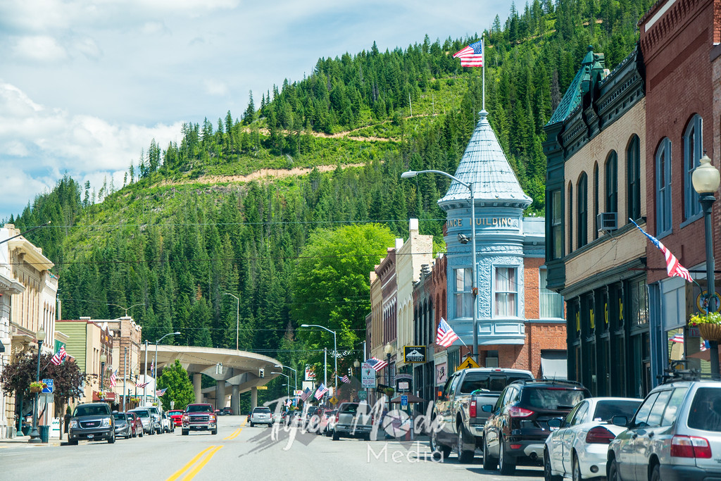 707  G Wallace Idaho