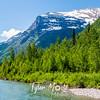 726  G Glacier NP River View
