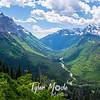 783  G Glacier NP View West