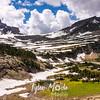 2074  G Near Logan Pass