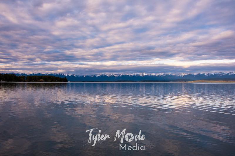 7  G Flathead Lake