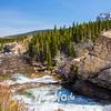 150  G Many Glacier Falls East