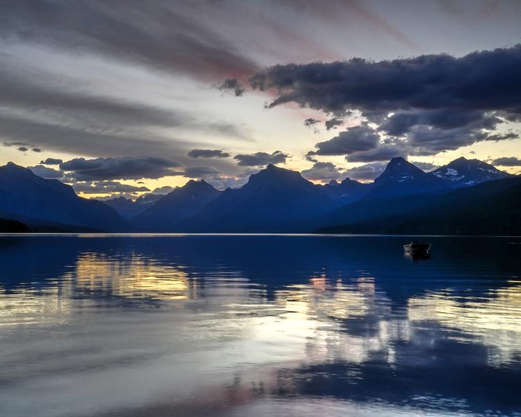 Lake McDonald - Glacier National Park (15 of 19)