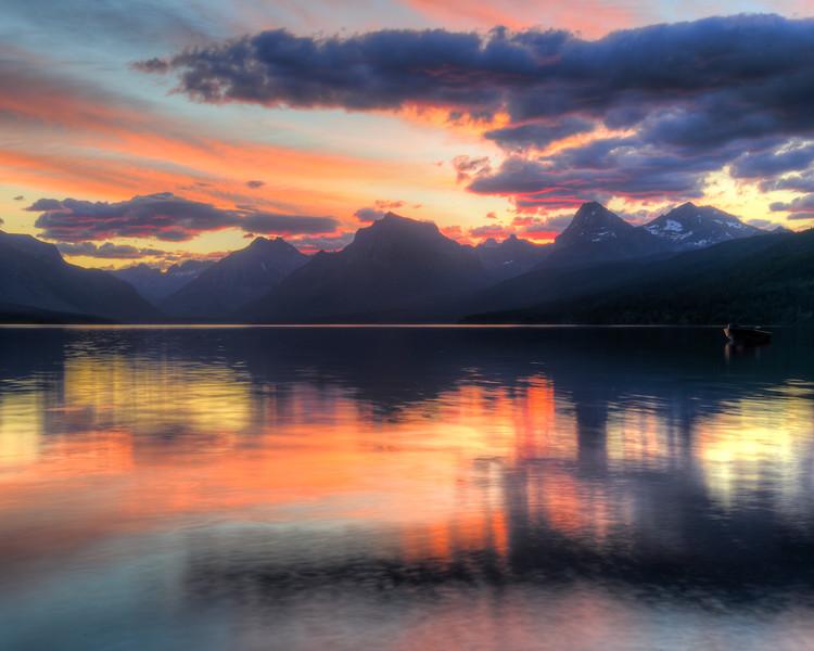 Lake McDonald - Glacier National Park (16 of 19)