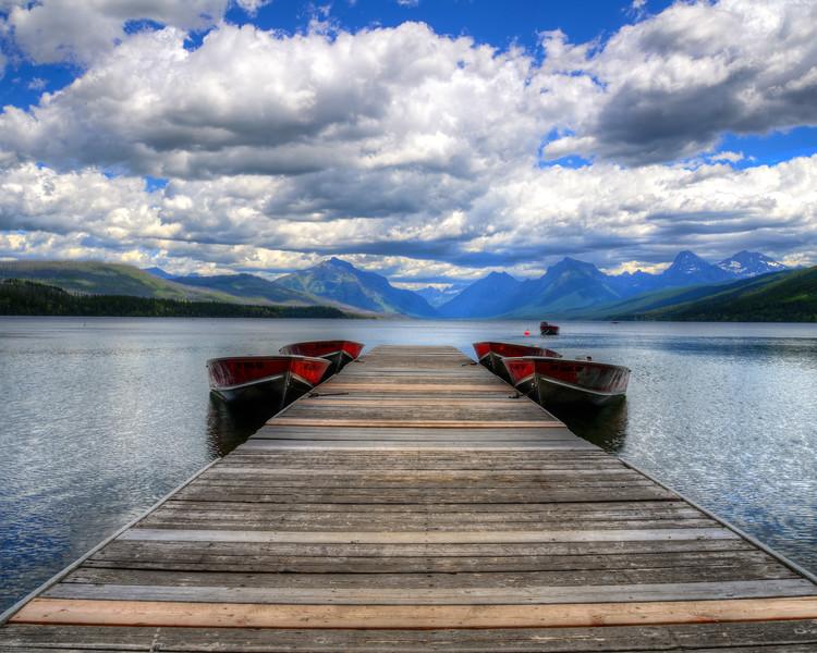 Lake McDonald - Glacier National Park (5 of 19)