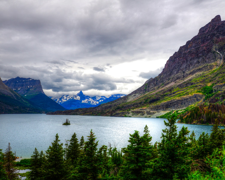 Going to the sun road and Logan Pass - Glacier National Park (38 of 44)