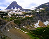 Going to the sun road and Logan Pass - Glacier National Park (42 of 44)