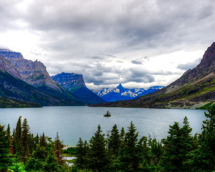 Going to the sun road and Logan Pass - Glacier National Park (39 of 44)