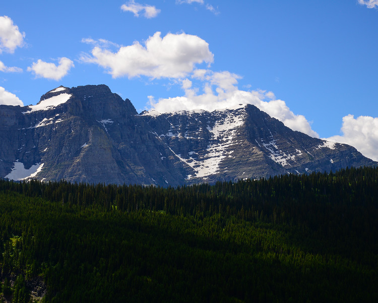 Going to the sun road and Logan Pass - Glacier National Park (9 of 44)
