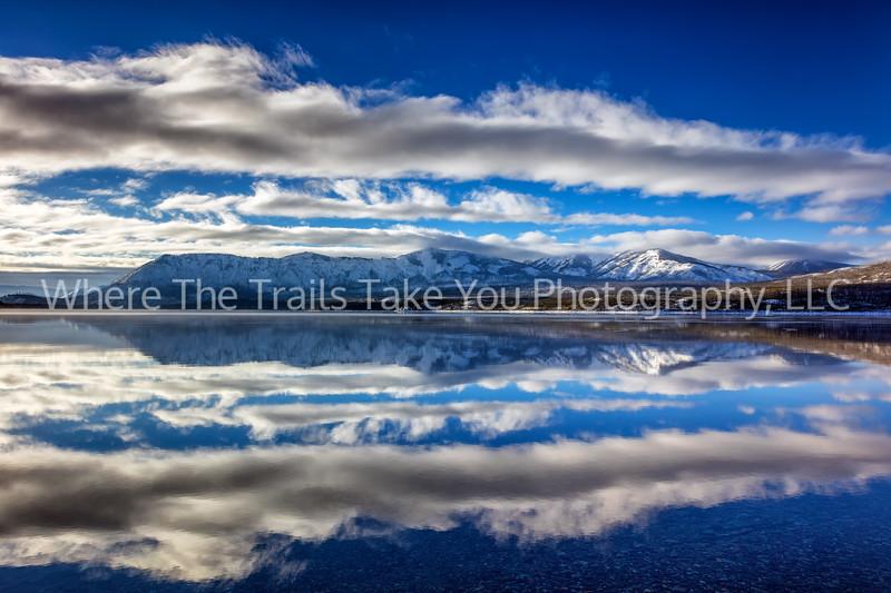 Lake McDonald Afternoon Reflection