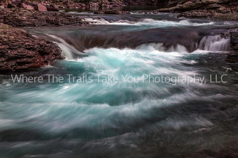 26  Turquoise Energy #2, Glacier National Park, Montana