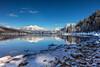 68.  Lake McDonald In The Winter