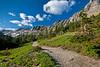 24,  The Highline Trail