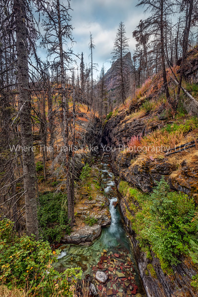 108.  Sunrift Gorge