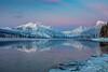 Glacier Park Blue Hour