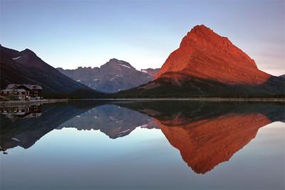 Glacier National Park, Montana USA Aug06