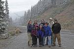 Ann, Tony, Christina, Nikolai<br /> April, Maxine, Scott, Nick W