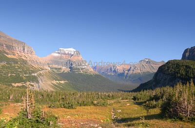 From Logan's Pass