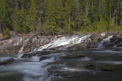McDonald Creek Lower Falls