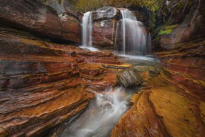 Eching Through the Redrock