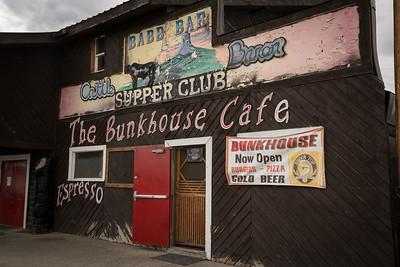 Steak House at Babb MT