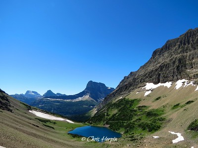Ptarmigan Lake - Glacier National Park, Montana