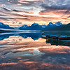 "Sunrise, lake Mcdonald, Glacier National Park.  Lake Mcdonald is the largest and deepest lake in Glacier National park. Add a beautiful custom frame for this image here at Fine Art America <a href=""http://fineartamerica.com/art/all/mcdonald/all"" style=""font: 10pt arial; text-decoration: underline;"">mcdonald art</a> NOTE:  This image won a honorable mention in the 2011 National Wildlife Photo Contest sponsored by the National Wildlife Federation."